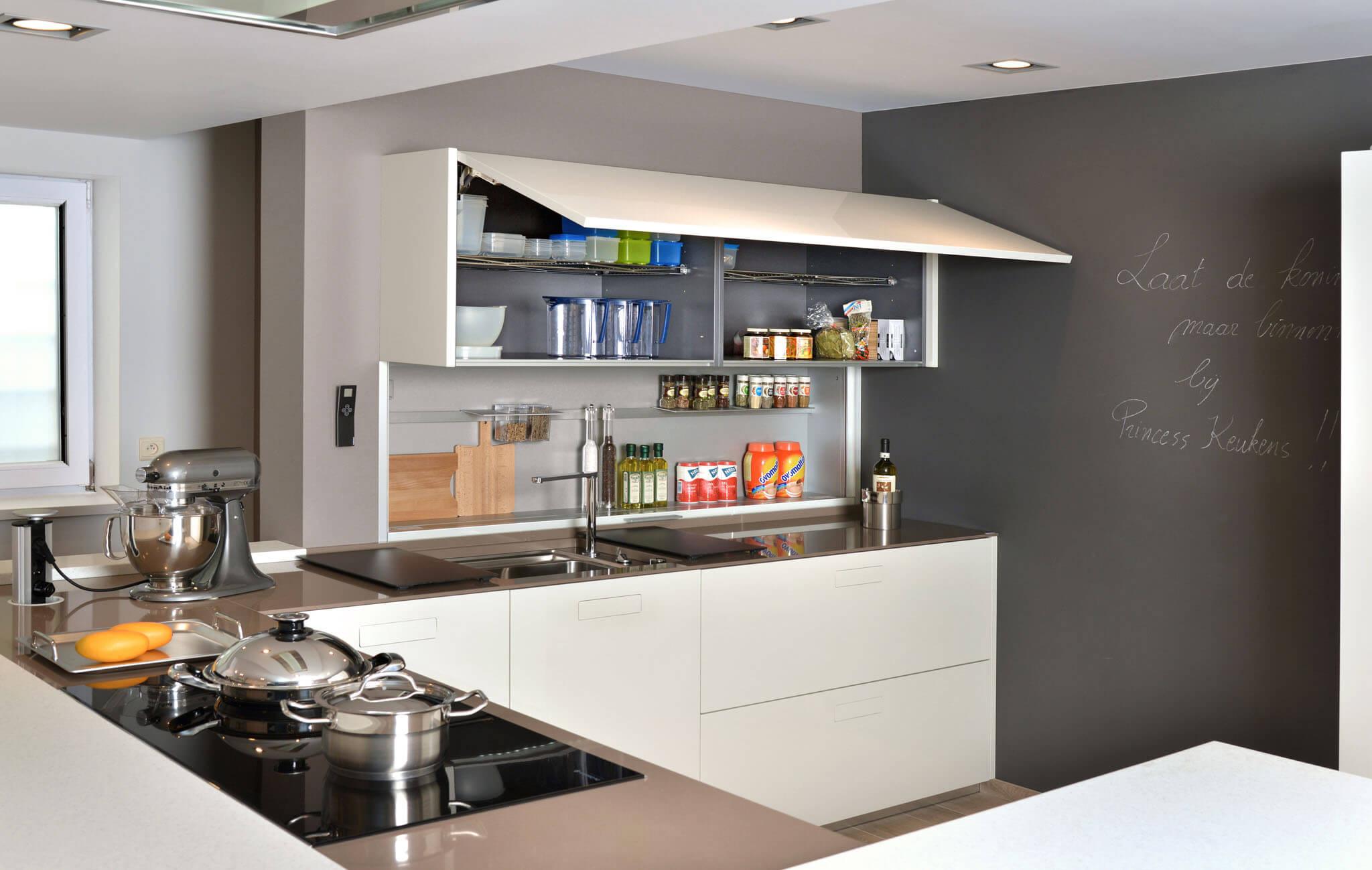 Keuken Wandkast 7 : Inbouwtoestellen keukens princess keukens limburg