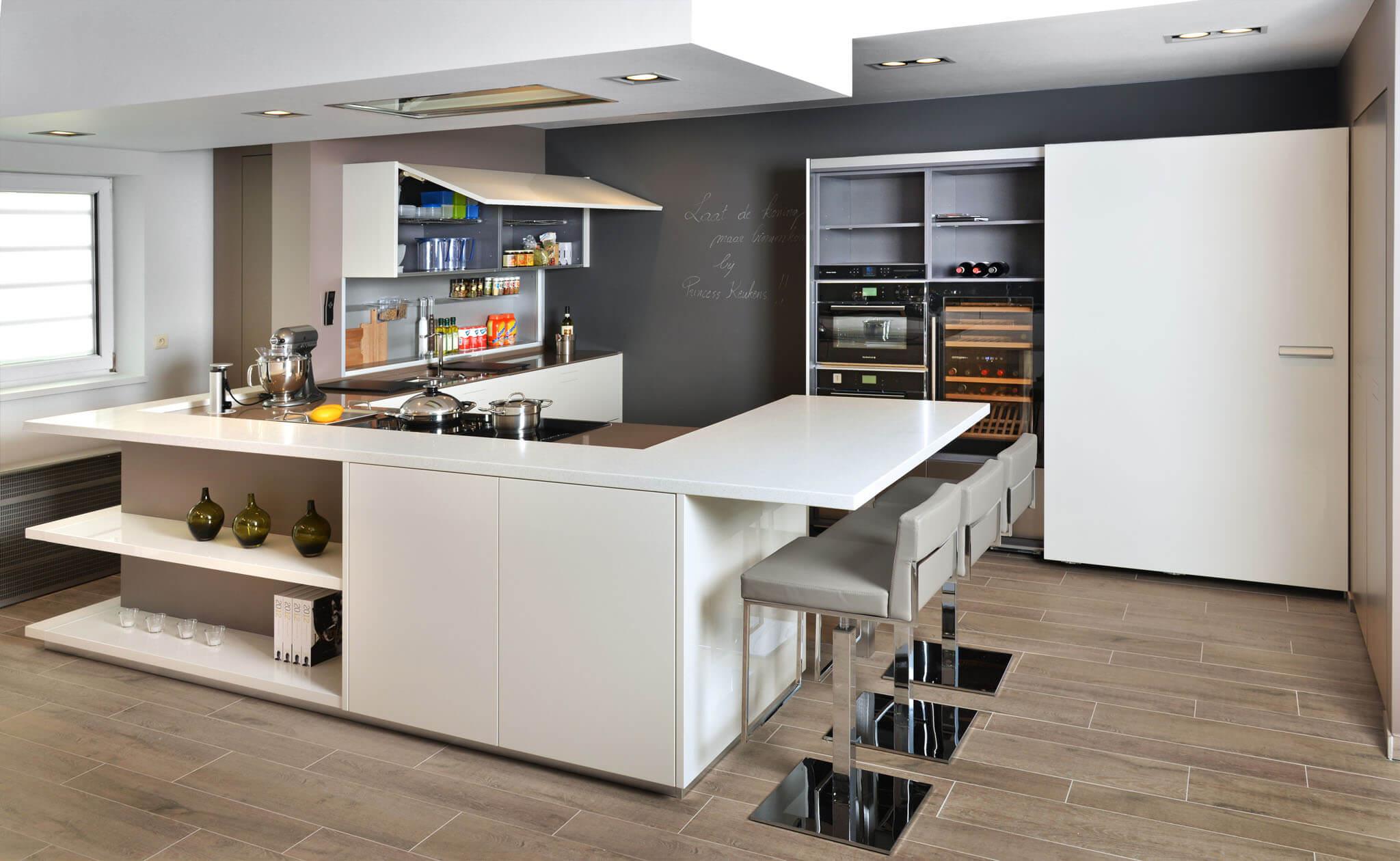 Keuken Wandkast 8 : Inbouwtoestellen keukens princess keukens limburg