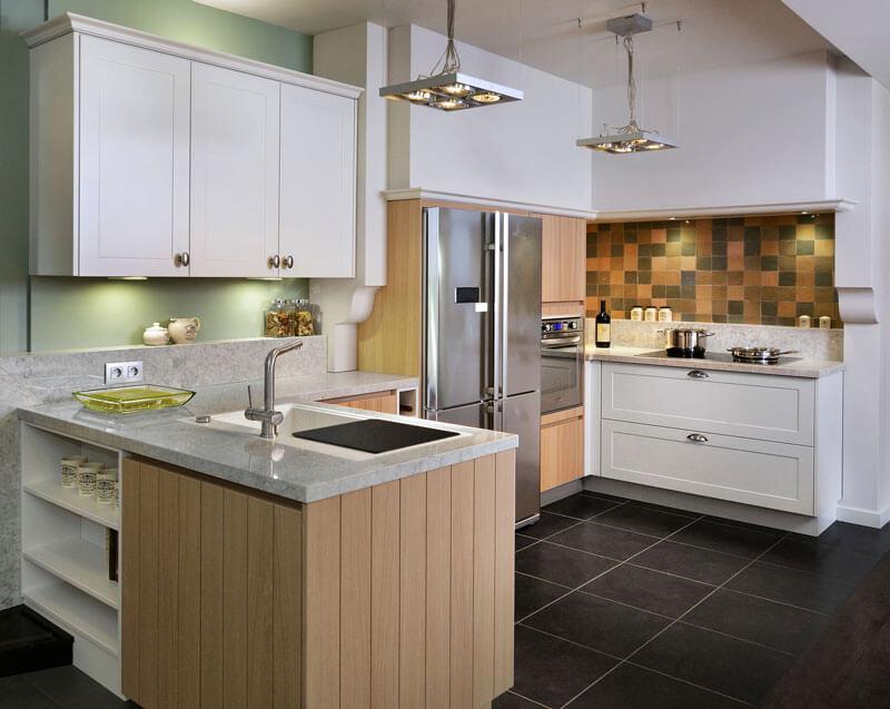 Stijlvol wonen een keuken om te koesteren - Hoe een keuken te verlichten ...