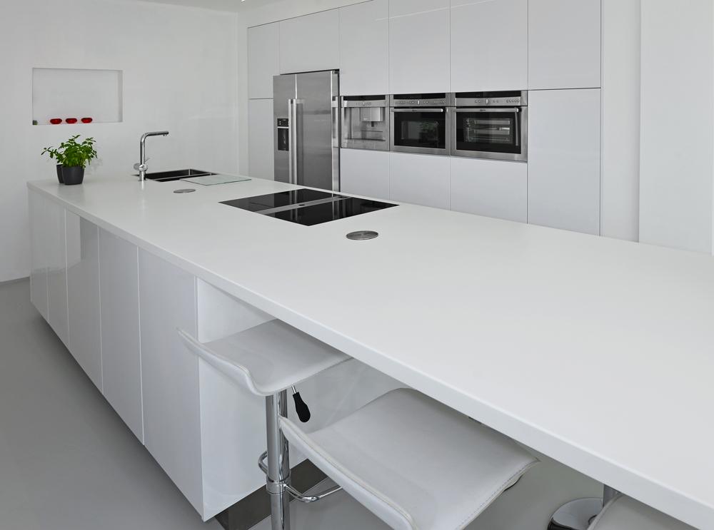 Kerrock het ideale werkblad voor uw keuken princess keukens limburg - Keuken in i ...